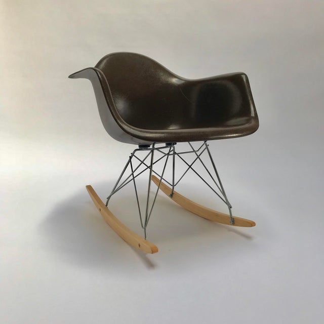 Vintage Eames Rocking Chair - Image 11 of 11