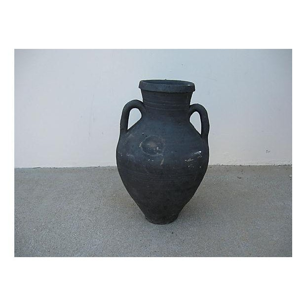 Vintage Clay Vessel - Image 2 of 5