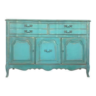French Provincial Buffet Server