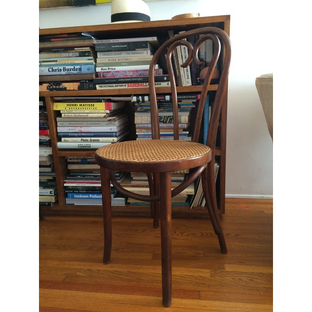 Bentwood Thonet Cafe Chairs - A Pair - Image 7 of 10