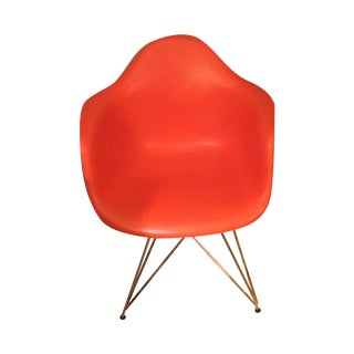 Authentic Eames Vitra Plastic Armchair