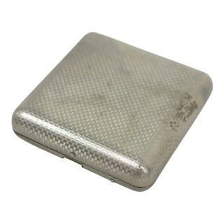 1960s Metal Cigarette Case