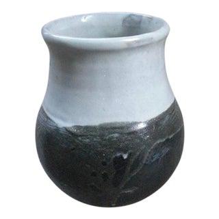 Wide Mouth Studio Ceramic Vase