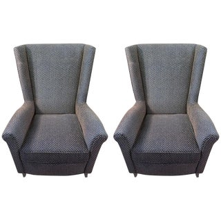 Mid-Century Armchairs - A Pair