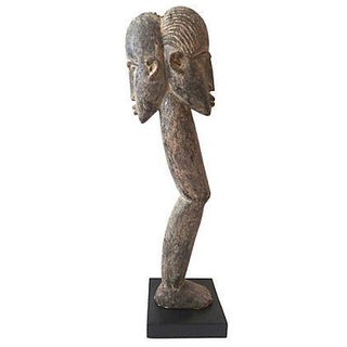 Lobi African Sculpture of a Couple