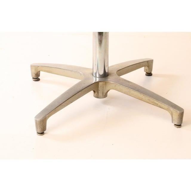 Chromcraft Mid-Century Black Swivel Dining Chair - Image 10 of 11