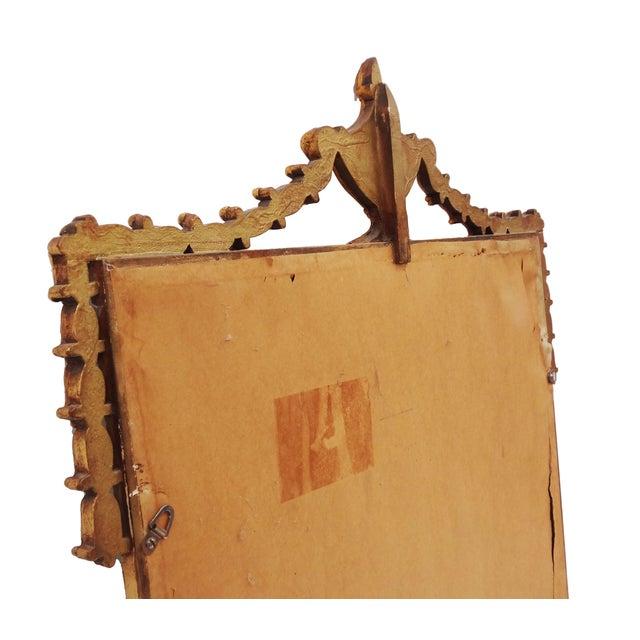 Image of LaBarge / Baker Furniture Gilt Mirror