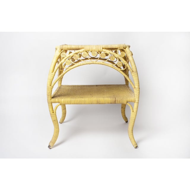 Image of Peacock Side Table