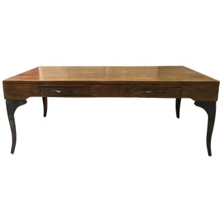 Accent Coffee Table with Drawers
