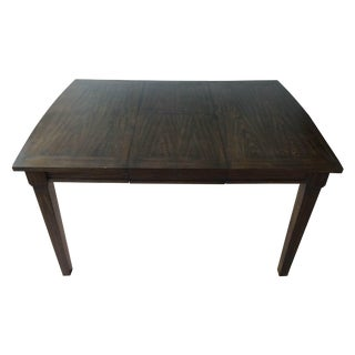 Rustic Modern Counter-Height Dining Table