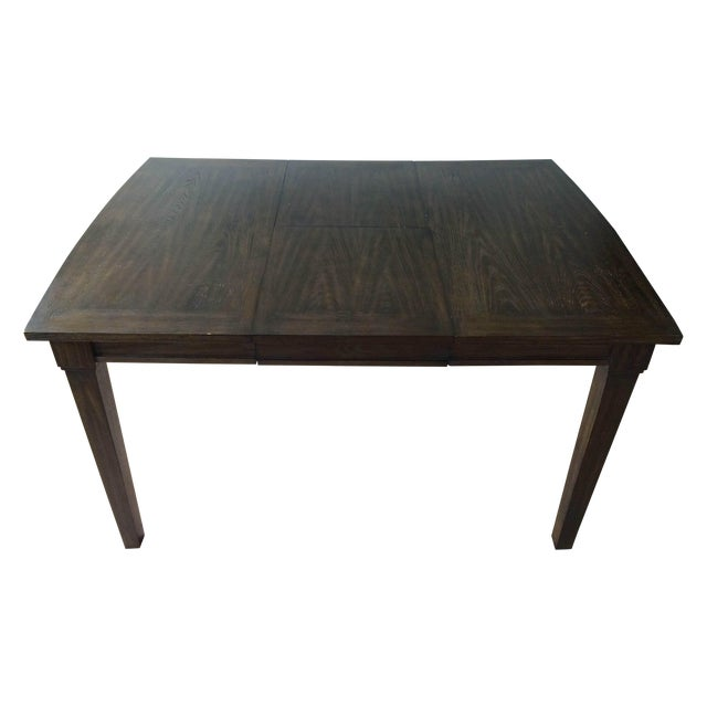rustic modern counter height dining table chairish