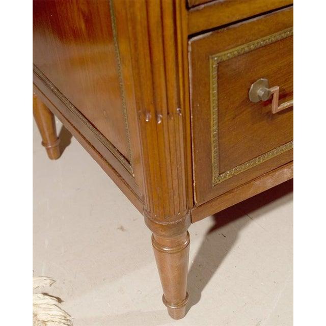 Maison Jansen Marble Top & Mahogany Commode - Image 3 of 9