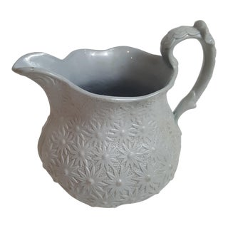 Gray Parian Ware Pitcher