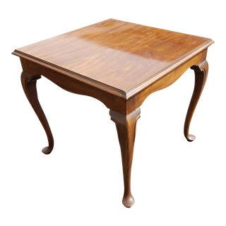 Drexel Heritage Cherry Square End Table