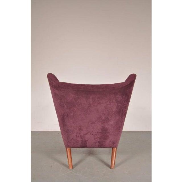 """""""Papa Bear"""" Chair by Hans J. Wegner for A.P. Stolen, Denmark, circa 1950 - Image 6 of 8"""