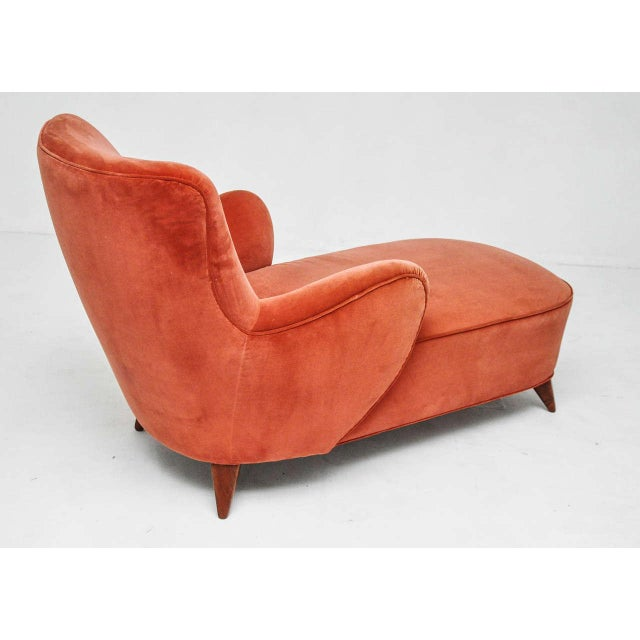 Fine 1950s vladimir kagan chaise lounge for kagan dreyfuss for Chaise lounge chicago