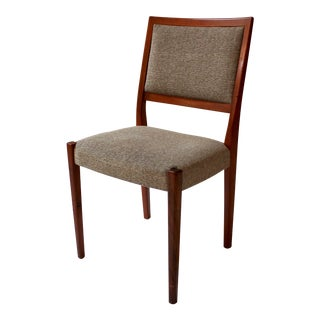 Vintage Scandinavian Dining Chair by Svegards Markaryd