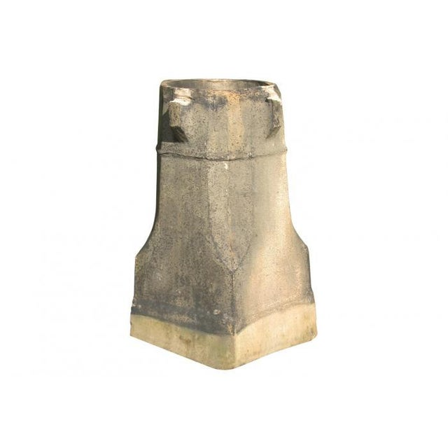 English Glazed Terracotta Chimney Pot - Image 1 of 5