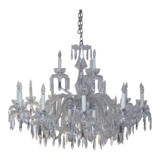 Large Waterford Chandelier