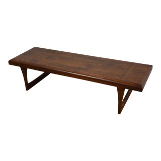 Lane Walnut Coffee Table