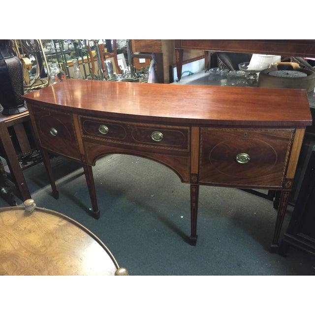 Baker Furniture Sideboard Colonial Williamsburg - Image 2 of 10