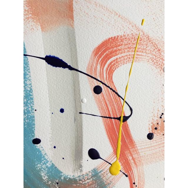 Jessalin Beutler No. 208 Original Painting - Image 5 of 6