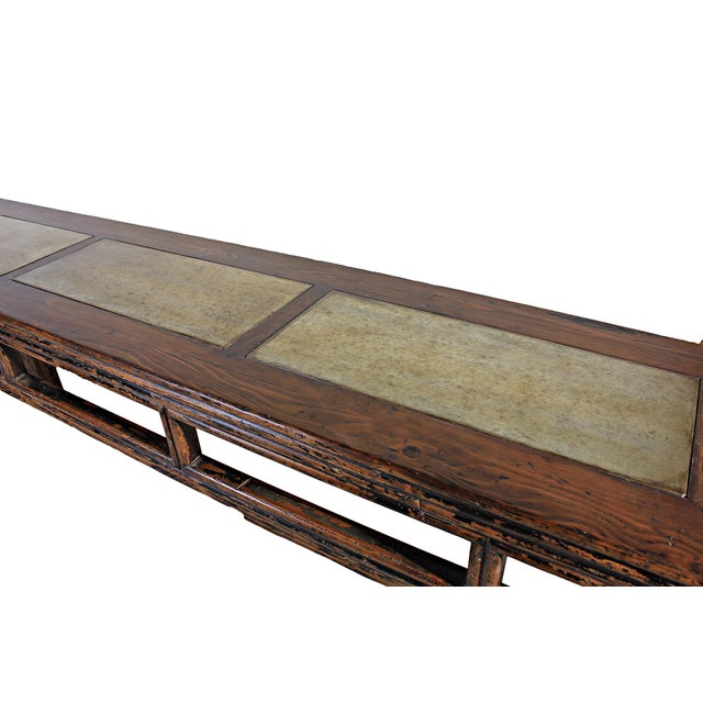 Sarreid LTD Asian Wooden Altar Table - Image 3 of 3