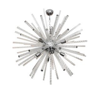 MURANO SPUTNIK CEILING LIGHT