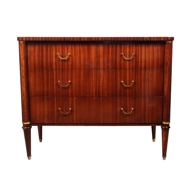 Modern Empire-Style French Chest, 1940s - Image 1 of 6