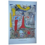 Image of George Andreas Signed Limited Edition Lithograph
