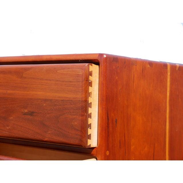 Gerald McCabe MCM Walnut Dresser - Image 4 of 8
