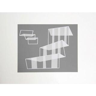 "Josef Albers ""Portfolio 2, Folder 1, Image 2"" Print"