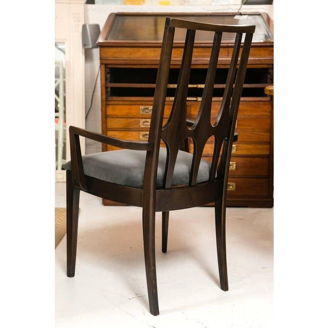 Mid-Century Pair of Brasilia Dining Chairs - Image 4 of 7