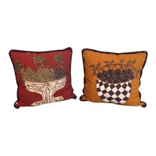 Barneys New York Decorative Pillows - A Pair