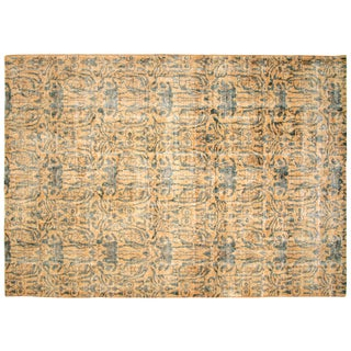 "Turkish Art Deco Rug - 7'2"" x 10'"