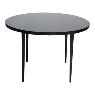 Paul McCobb Planner Group Round Extension Dining Table