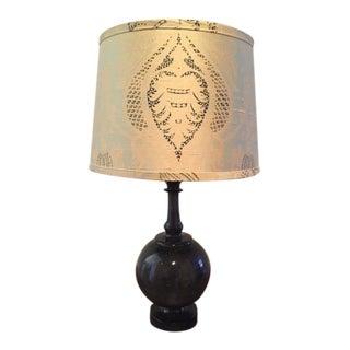 Contemporary Decorative Lamp
