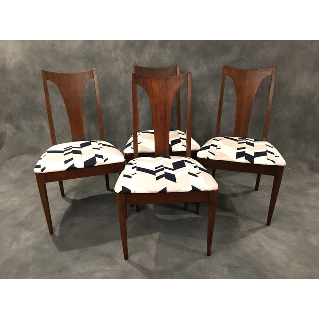 Broyhill Mid-Century Dining Chairs - Set of 4 - Image 7 of 9