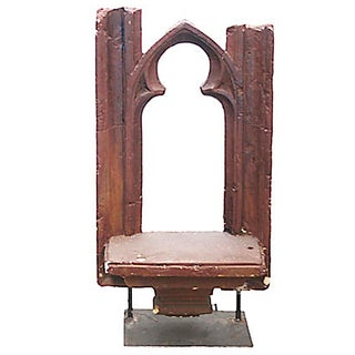 Gothic Window Casing on Stand