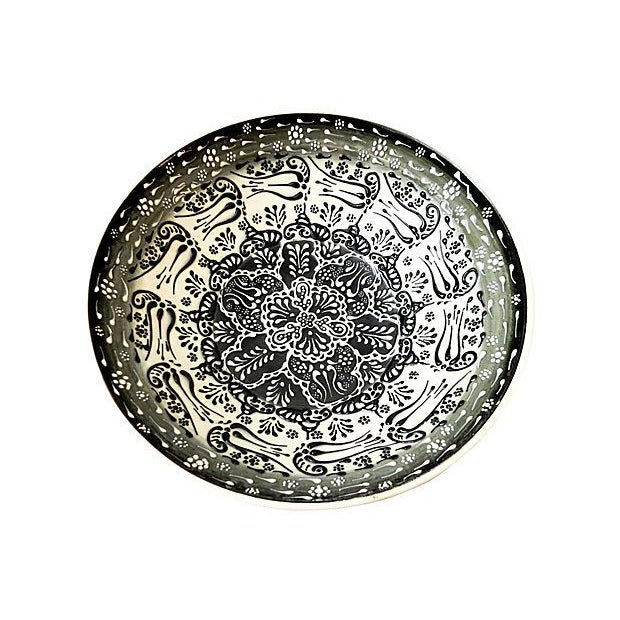 Ottoman Turkish Bowls - A Pair - Image 4 of 6