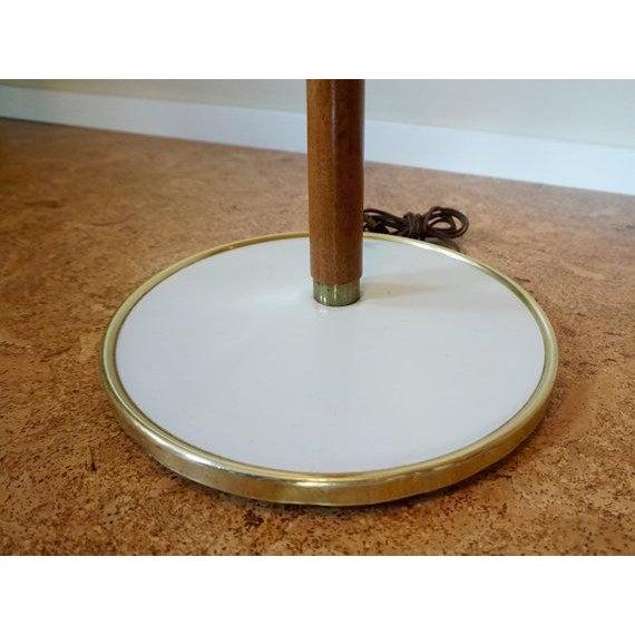 Tomas Moser for Lightolier Mid-Century Floor Lamp - Image 3 of 6