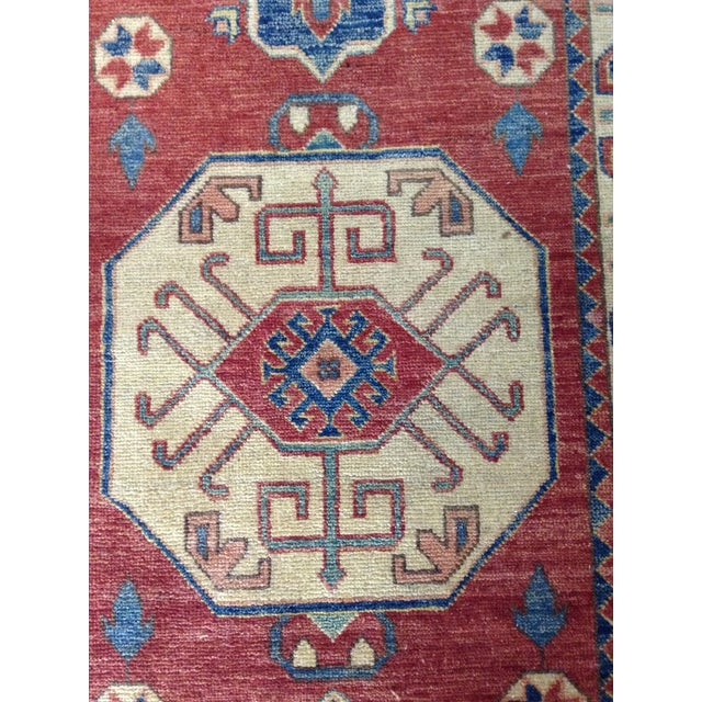 Hand Knotted Wool Rug - 3' x 5' - Image 3 of 7