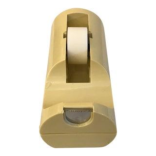 Mid-Century Modern Italian Yellow Tape Dispenser