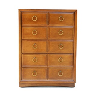 T.H. Robsjohn-Gibbings Highboy Dresser