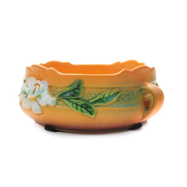 Antique Roseville Pottery Bowl - Image 4 of 10