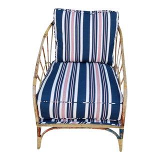 Vintage Rattan Chair, 1920s