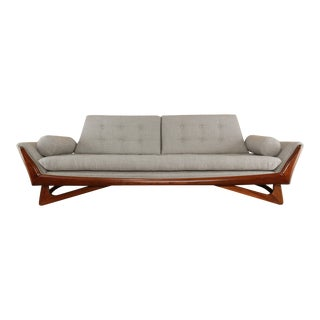 Mid-Century Restored Adrian Pearsall 2763-S Sofa