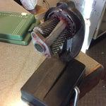 Image of Vintage Metal Pencil Sharpener