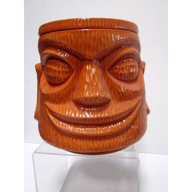 Large Tiki Cookie Jar - Image 4 of 8