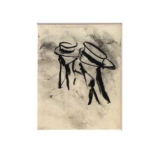 Original 1988 Willem De Kooning Lithograph
